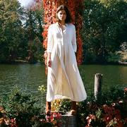 Langes Hemdblusenkleid von 'Komana'