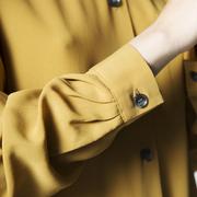 Fliessende Seiden-Bluse von 'Komana'