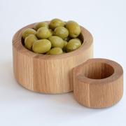 Apéro-Schale für Oliven