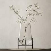 Klare Vase 'Échasse'