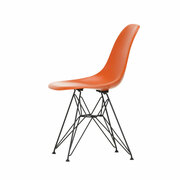 'Eames Fiberglass Side Chair DSR'