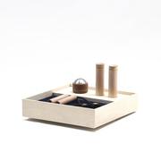 3-tlg. Equipment-Set von 'Kenko'