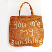 Nachhaltiger Shopper 'You are my sunshine'