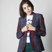 Statement-Karo-Blazer von 'PS Paul Smith'