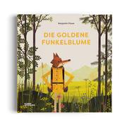 Kinderbuch 'Die Goldene Funkelblume'