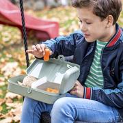 Lunchbox und Besteck 'Organic'