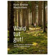 Buch 'Wald tut gut!'