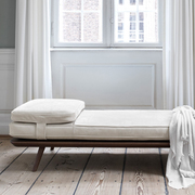 Daybed 'Spine' in Leder