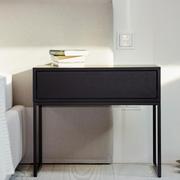 Nachttisch 'Dina' mit Schublade