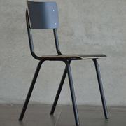 Einzelstück: Stuhl 'Zero' im 2er Set