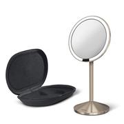 Kosmetikspiegel mit Licht-Sensor