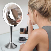 Kosmetikspiegel 'Pro' mit Sensor