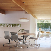 Runder 'Eames Segmented Table'