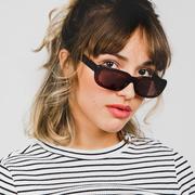 Sonnenbrille 'Dixon Burgundy'