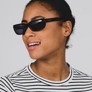 Kultige Sonnenbrille 'Dixon Ultra Black'