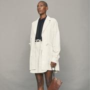 Blazer-Jacke aus Leinen von 'Berenik'