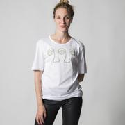 Kunstedition 'T-Shirt LOVELOVELOVE'