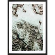 Fotografie 'Beach Sea Pattern'