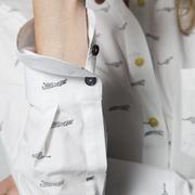 Hemd mit Gepardprint von 'PS Paul Smith'