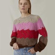 Statement-Piece: Streifen-Pullover von 'Closed'