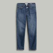 Mittelblaue 'Baker High Denim' von Closed