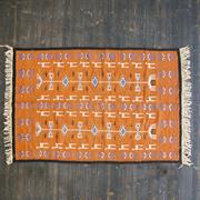 Handgewobener Teppich 'Sahra'