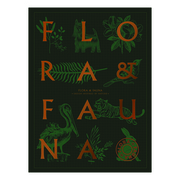 Kreativbuch 'Flora & Fauna'