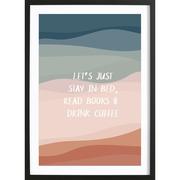 Bild 'Let's Stay In Bed'