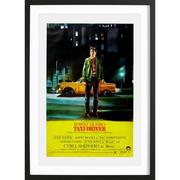 Vintage Filmposter 'Taxi Driver'