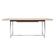 Klassischer Tisch 'S 1070' in Massivholz
