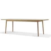 Eckiger Tisch 'Miss Holly'