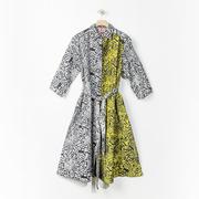 Cooles Print-Kleid von 'Poplin Project'