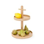 Früchte-Tablett und Etagere