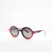 Runde Sonnenbrille 'Venice Savannah'
