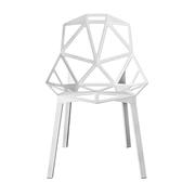 Einzelstück: Stuhl 'Chair One' Offwithe
