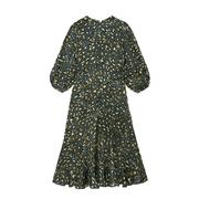 Fliessendes Leo-Kleid von 'Soeur'