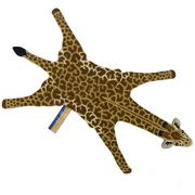 Grosser Teppich 'Gimpy Giraffe'