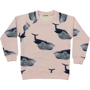 Cooler Kids-Sweater mit Print