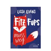 Kinderbuch 'Fitz Fups muss weg'