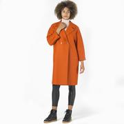 Traum-Mantel von 'Harris Wharf' in Orange
