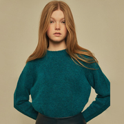Weicher Strickpullover 'Envie' aus Paris