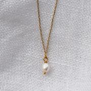 Halskette mit Süsswasserperle von Yoshiki