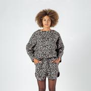 Leo-Woll-Shorts von 'Berenik'