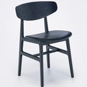 Stuhl 'Siko' in Farbe
