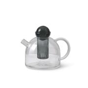 Teekanne 'Still' aus Glas