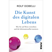 Buch 'Die Kunst des digitalen Lebens'