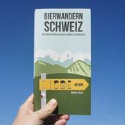 Wandern und erfrischen – 'Bierwandern Schweiz'
