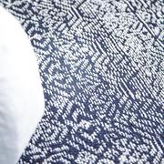 Handgeknüpfter Teppich 'Indigo'