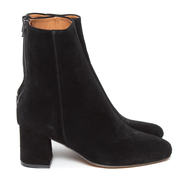 Liebste Wildleder-Booties aus Paris