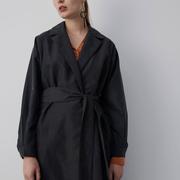 Puristisches Mantel-Kleid von 'Elementy Wear'